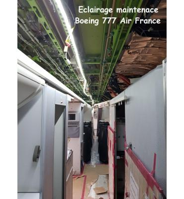 Bandeau Leds de chantier 750Watts 50 mètres