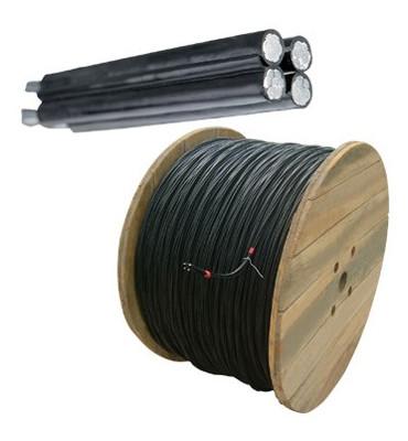 Cable coffret/réseau 4 X 25²