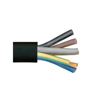 Câble HO7RNF 5G6²