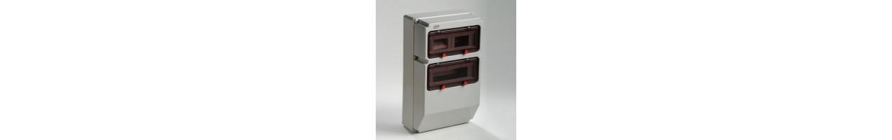 Coffrets plastique IP67