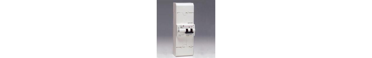 Disjoncteurs d'abonnés General Electric 2P et 4P